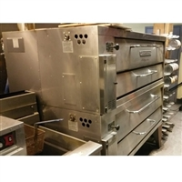 Bakers Pride Double 451 Pizza Oven