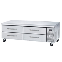 "74"" Refrigerated Chef Base"