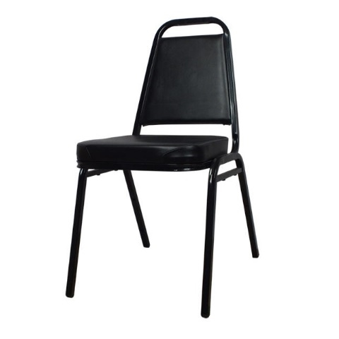 Stackable Cushioned Banquet Chairs