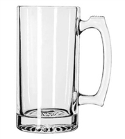 25 oz Glass Mugs