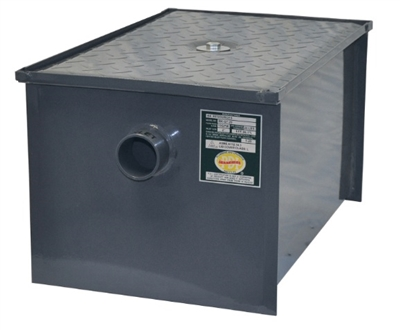20 lb grease trap
