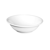 "Melamine White 6.87"" Bowl"