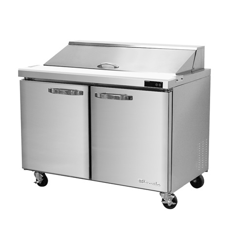Commercial Stainless Steel Prep Table - Commercial sandwich prep table