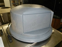 44 Gallon Dome Top Lid