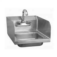 Splash Mount Hand Sink